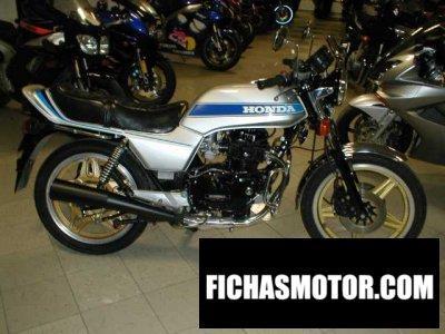 Imagen moto Honda cb 400 n año 1980