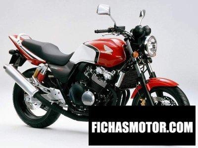 Imagen moto Honda cb 400 super four año 2006