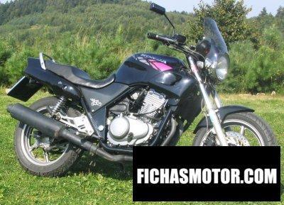 Imagen moto Honda cb 500 año 1994