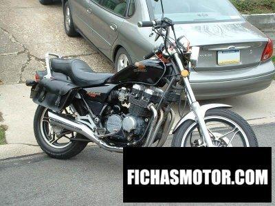 Imagen moto Honda cb 550 sc año 1983