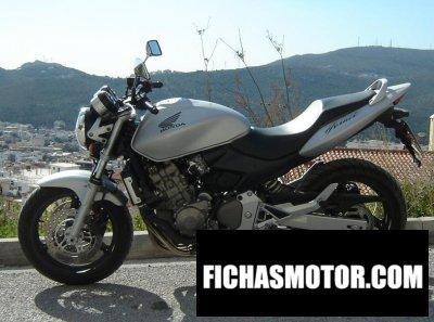 Imagen moto Honda cb 600 f hornet año 2003