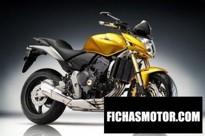 Imagen moto Honda cb 600 f hornet año 2007
