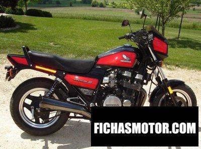 Imagen moto Honda cb 700 sc nighthawk s año 1984