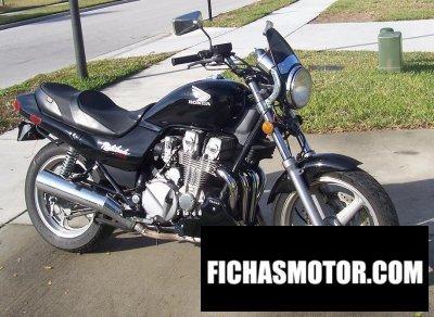 Imagen moto Honda cb 750 año 1992