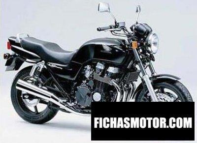 Imagen moto Honda cb 750 f2 año 1994