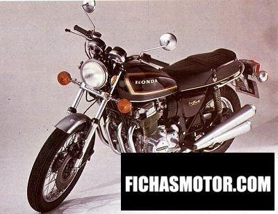Imagen moto Honda cb 750 k año 1979