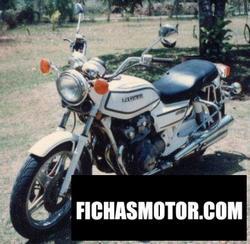 Imagen moto Honda cb 750 k 2nd. Edition 1978