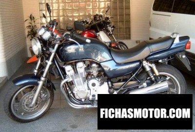 Imagen moto Honda cb 750 seven-fifty año 1995