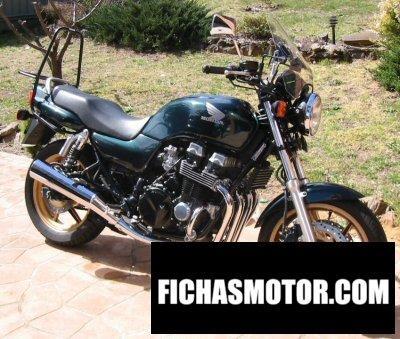 Imagen moto Honda cb 750 seven fifty año 1997