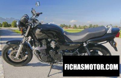 Imagen moto Honda cb 750 seven-fifty año 2003