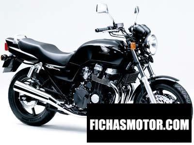 Imagen moto Honda cb 750 sevenfifty año 2001