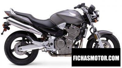 Imagen moto Honda cb 900 f hornet año 2003