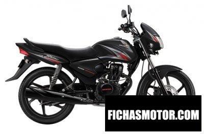 Imagen moto Honda cb shine año 2011