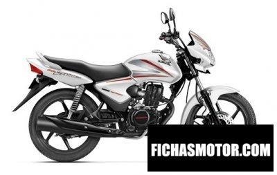 Imagen moto Honda cb shine año 2013