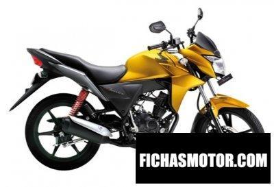 Imagen moto Honda cb twister año 2013