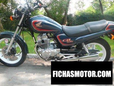 Imagen moto Honda cb two fifty año 1994