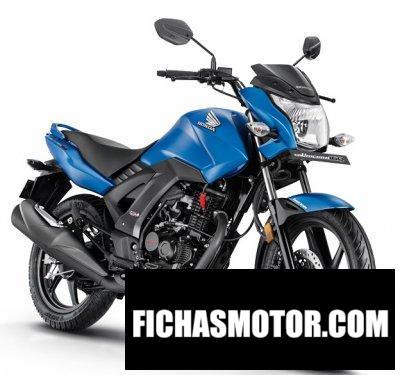 Imagen moto Honda CB Unicorn 160 año 2019