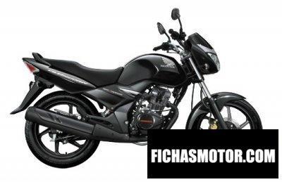 Imagen moto Honda cb unicorn año 2013