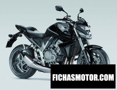 Ficha técnica Honda cb1000r 2009
