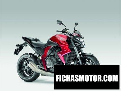 Imagen moto Honda cb1000r año 2010