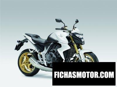 Imagen moto Honda cb1000r año 2014