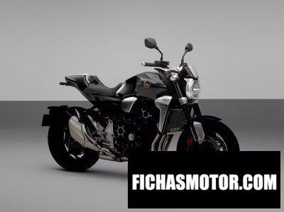 Imagen moto Honda cb1000r año 2018