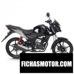 Imagen moto Honda cb110 2014