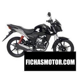 Imagen moto Honda cb110 2015