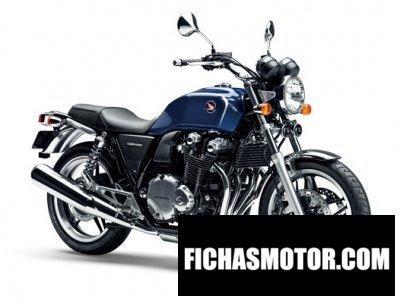 Imagen moto Honda cb1100 año 2016