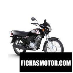 Imagen moto Honda cb125 cl 2014