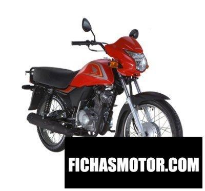 Imagen moto Honda cb125cl año 2015