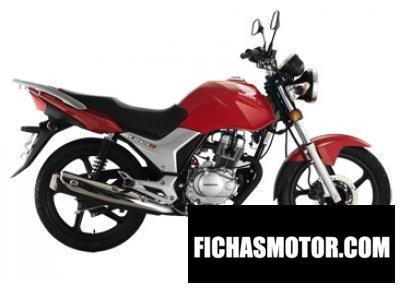 Imagen moto Honda CB125E año 2020