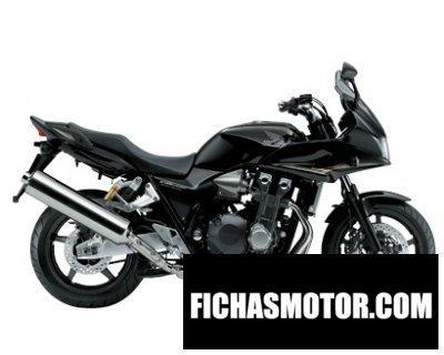 Ficha técnica Honda cb1300 super bol dor 2011