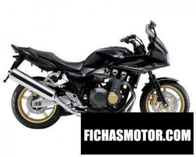 Ficha técnica Honda cb1300 super bol dor 2013