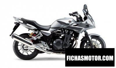 Imagen moto Honda cb1300 super bol dor año 2015