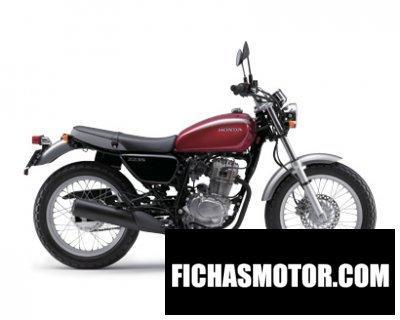 Imagen moto Honda cb223s año 2013
