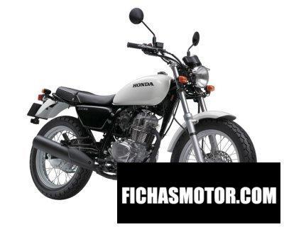 Imagen moto Honda cb223s año 2014