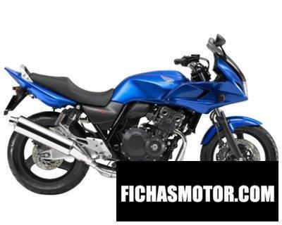 Imagen moto Honda cb400 super bol dor año 2011