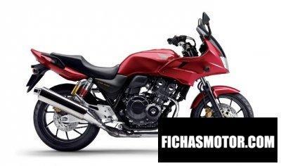 Imagen moto Honda cb400 super bol dor año 2015