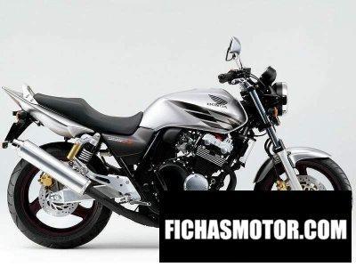 Imagen moto Honda cb400a año 2016