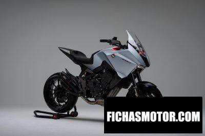 Imagen moto Honda CB4X año 2020