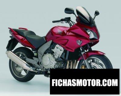 Imagen moto Honda cbf 1000 año 2008