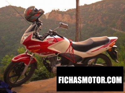 Imagen moto Honda cbf 150 año 2006