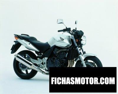 Imagen moto Honda cbf 600 n año 2005