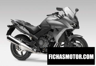 Imagen moto Honda cbf1000 año 2013