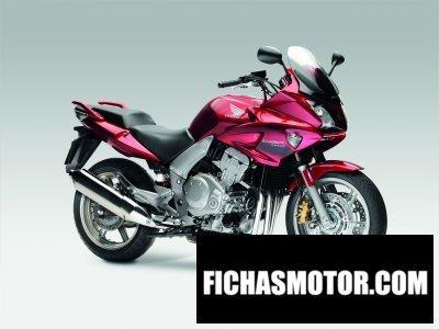 Imagen moto Honda cbf1000 año 2014