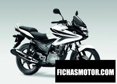 Imagen moto Honda cbf125 año 2010