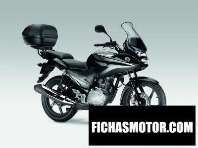 Imagen moto Honda cbf125 año 2012