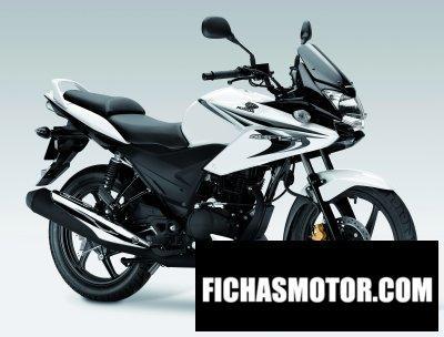 Imagen moto Honda cbf125 año 2015