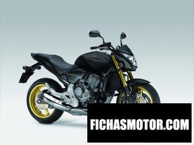Imagen moto Honda cbf600f año 2012